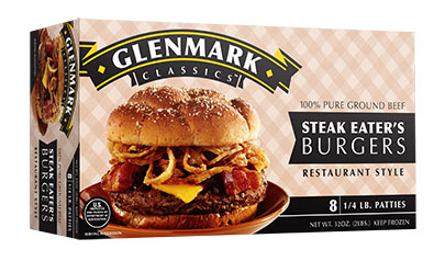 glenmark steakeater burger
